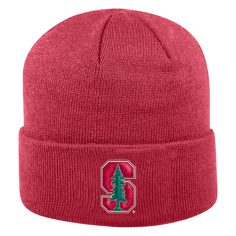2b97c56c466 Stanford Cardinals Knit Winter Beanie Cuffed Hat Cardinal  TWCUF-STNFD-CKT-TMC5