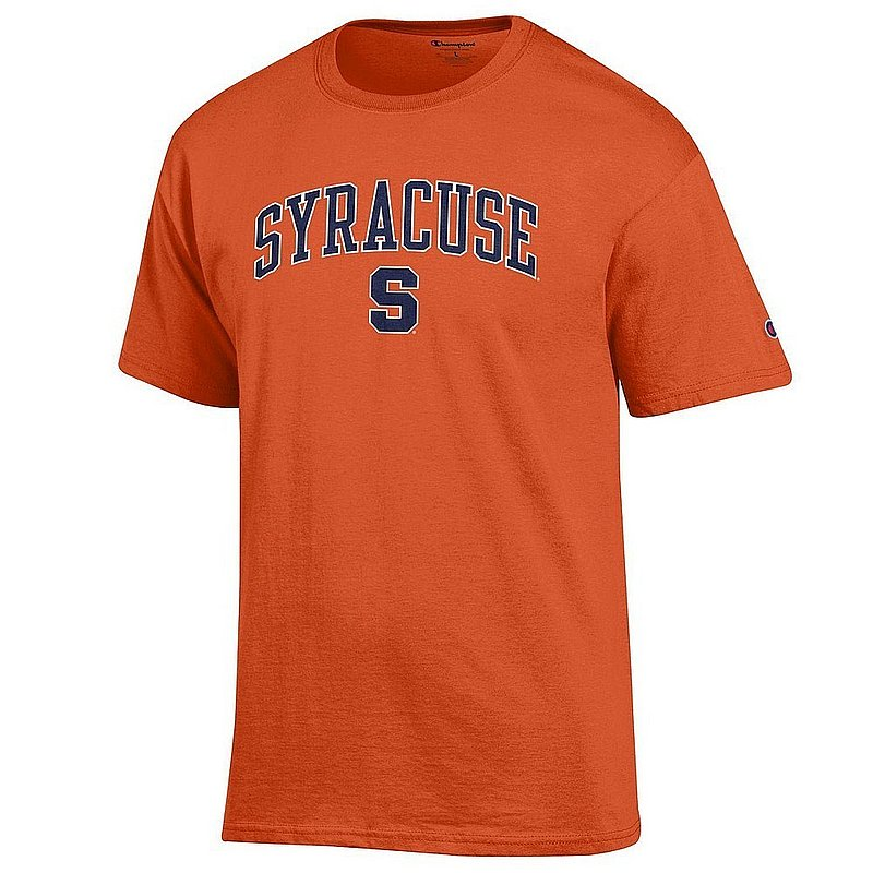 Syracuse Orange TShirt Varsity Arch Over APC02964247*