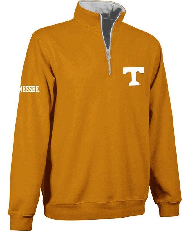 Tennessee Vols Quarter Zip Sweatshirt TEN9A451