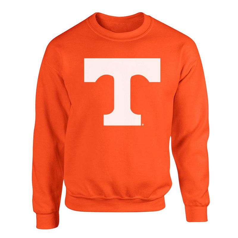 Tennessee Volunteers Crewneck Sweatshirt Orange P0006205