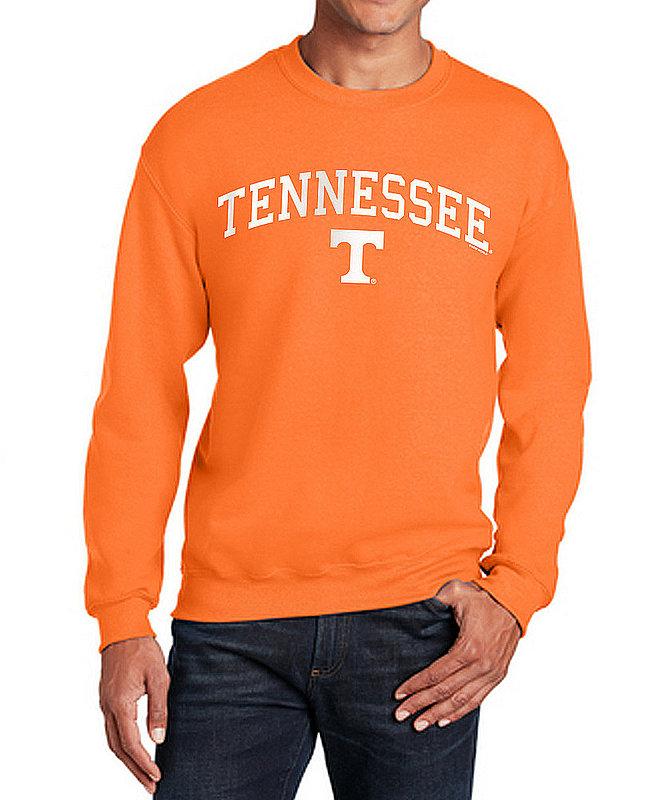 Tennessee Volunteers Crewneck Sweatshirt Varsity Orange APC02886285