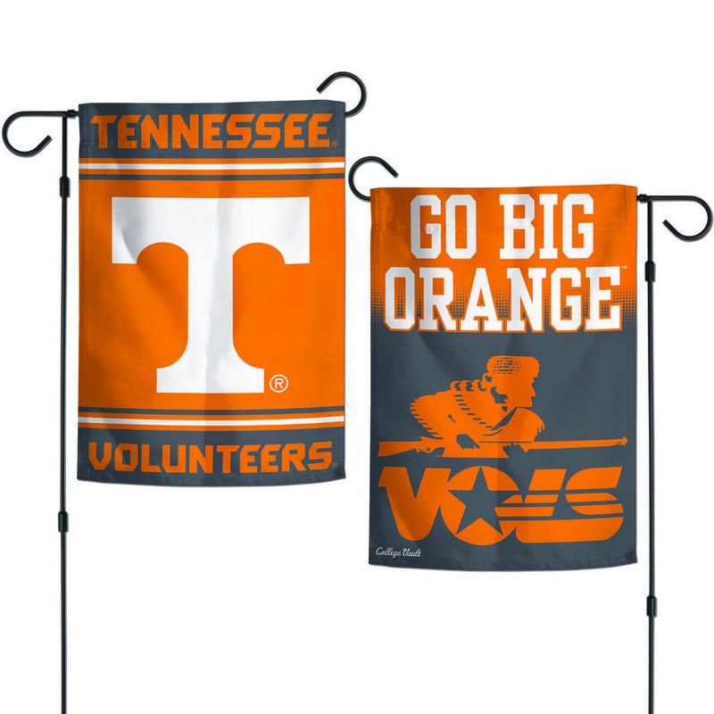 """Tennessee Volunteers Garden Flag 12.5""""x18"""""""