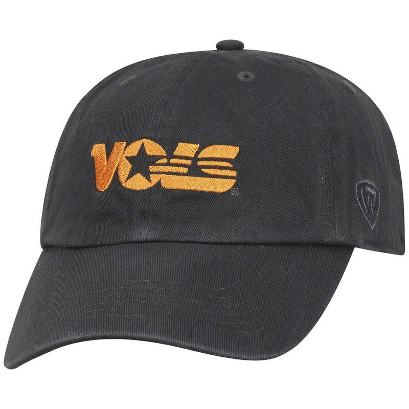 Tennessee Volunteers Hat Icon Charcoal CHAMP-TN-ADJ-CHR4