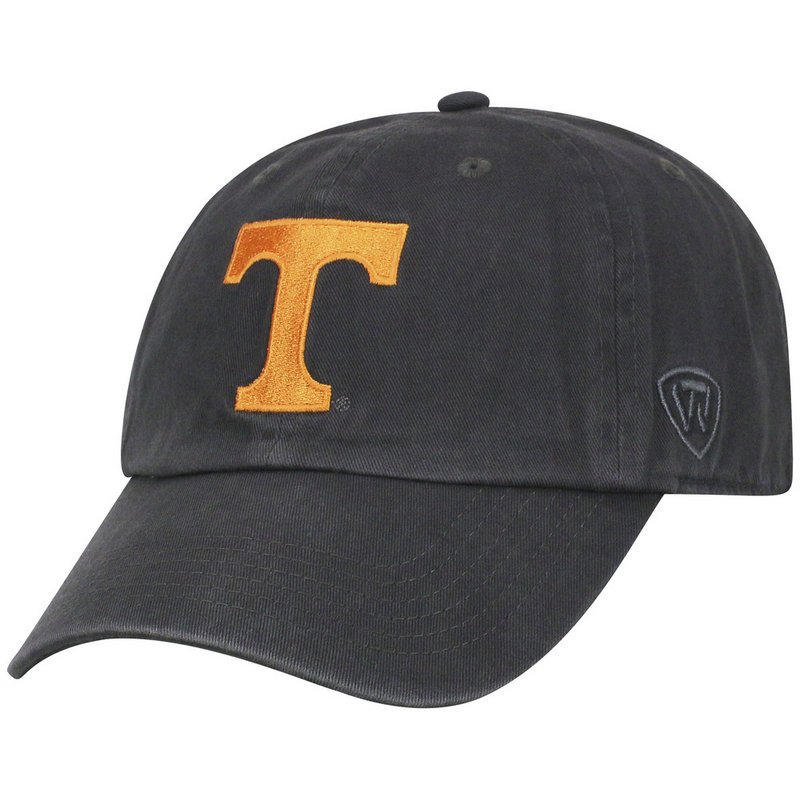 459c9be4 Tennessee Volunteers Hat Icon Charcoal