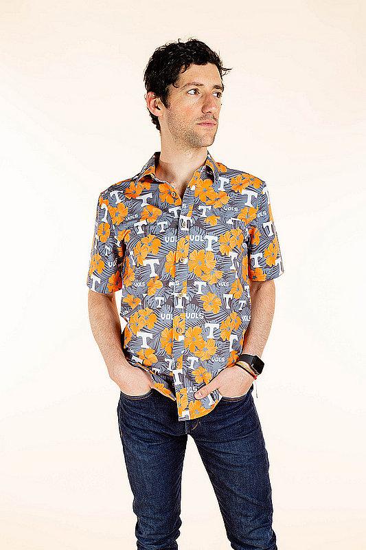Tennessee Volunteers Hawaiian Shirt Floral MPL-SRWQ319-LS1718