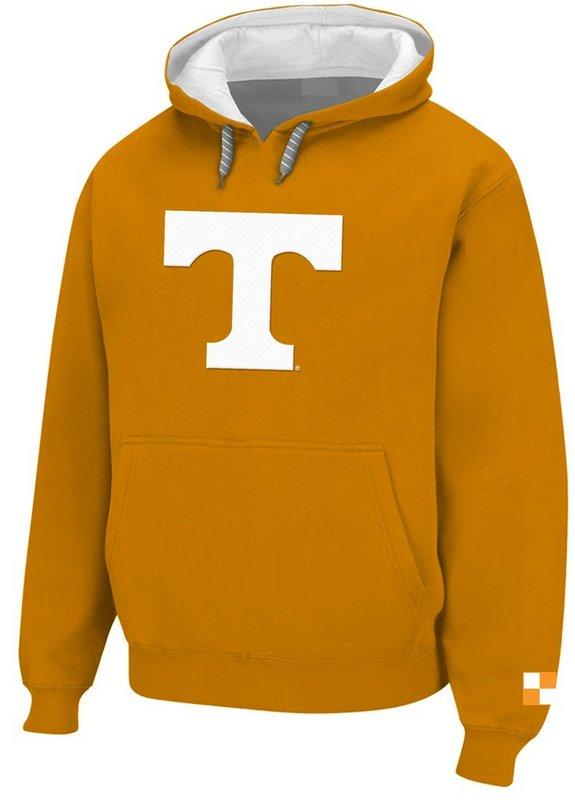 Tennessee Volunteers Hooded Sweatshirt Twill Orange TEN28417