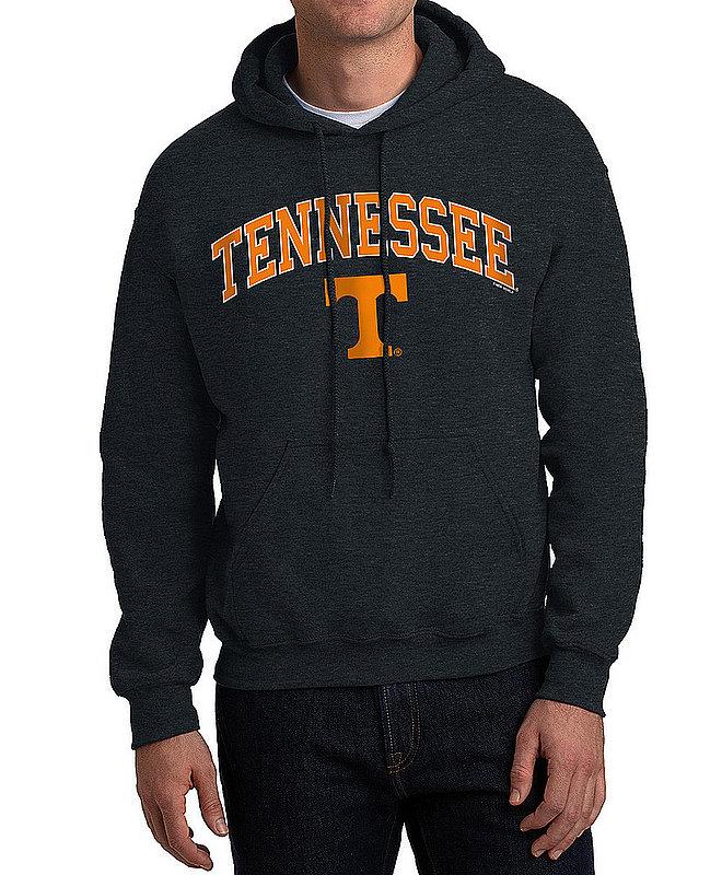 Tennessee Volunteers Hooded Sweatshirt Varsity Charcoal APC02886290