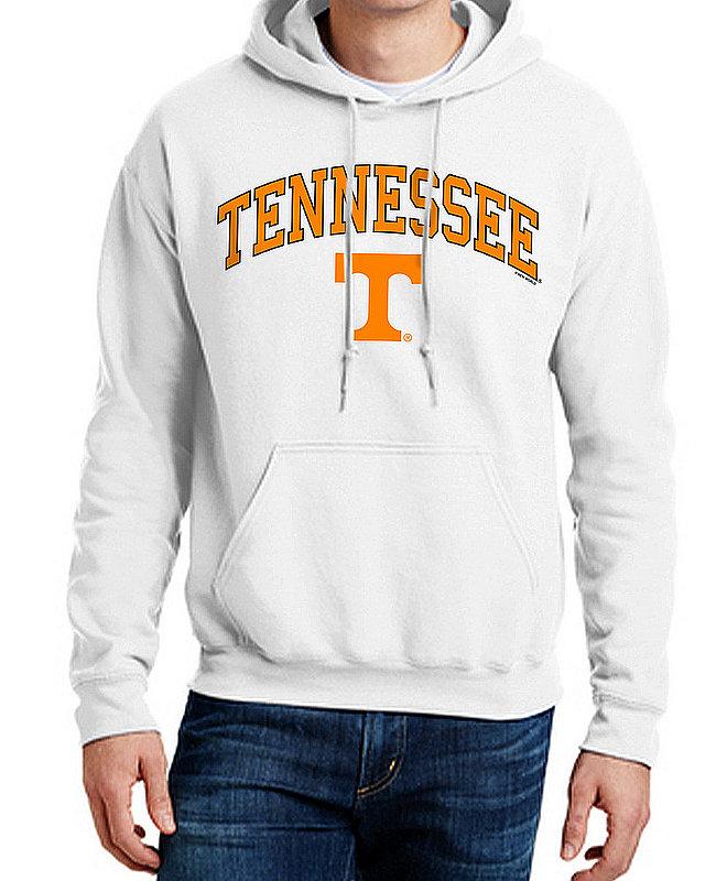 Tennessee Volunteers Hooded Sweatshirt Varsity White APC03006379--TENNCHSC3263