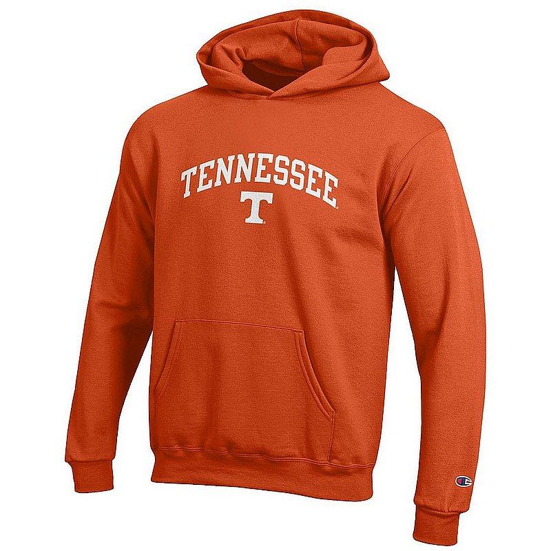 Tennessee Volunteers Kids Hooded Sweatshirt Arch Orange APC03009055