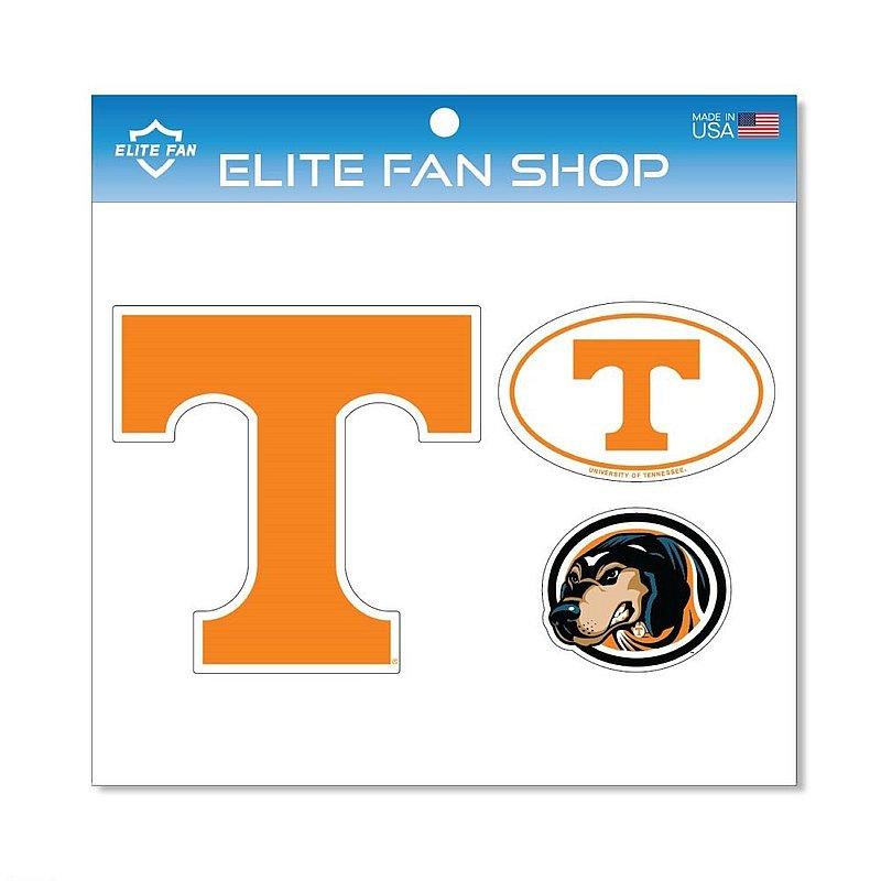 Tennessee Volunteers Magnet 3-Pack