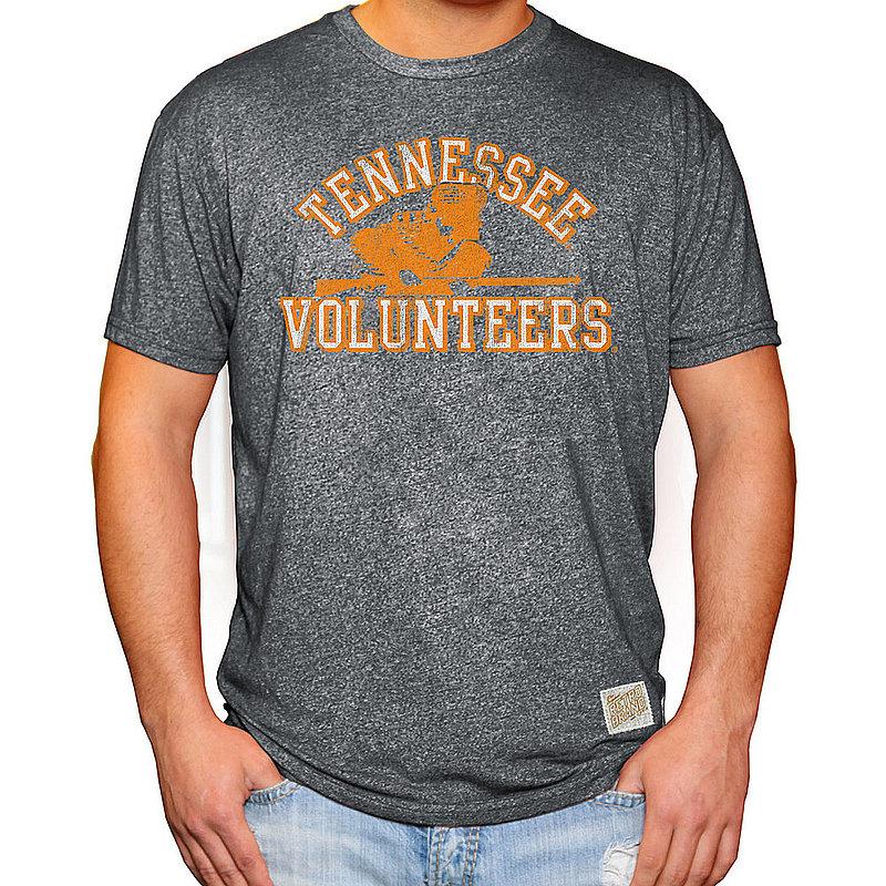 Tennessee Volunteers Retro TShirt Charcoal RB124