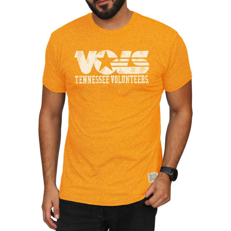 Tennessee Volunteers Retro TShirt Orange CTEN099A_MTTO