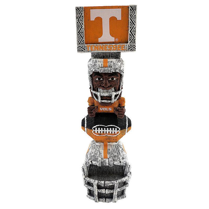 """Tennessee Volunteers Tiki Totem Figurine 14.5"""" TKNCSTKTN"""