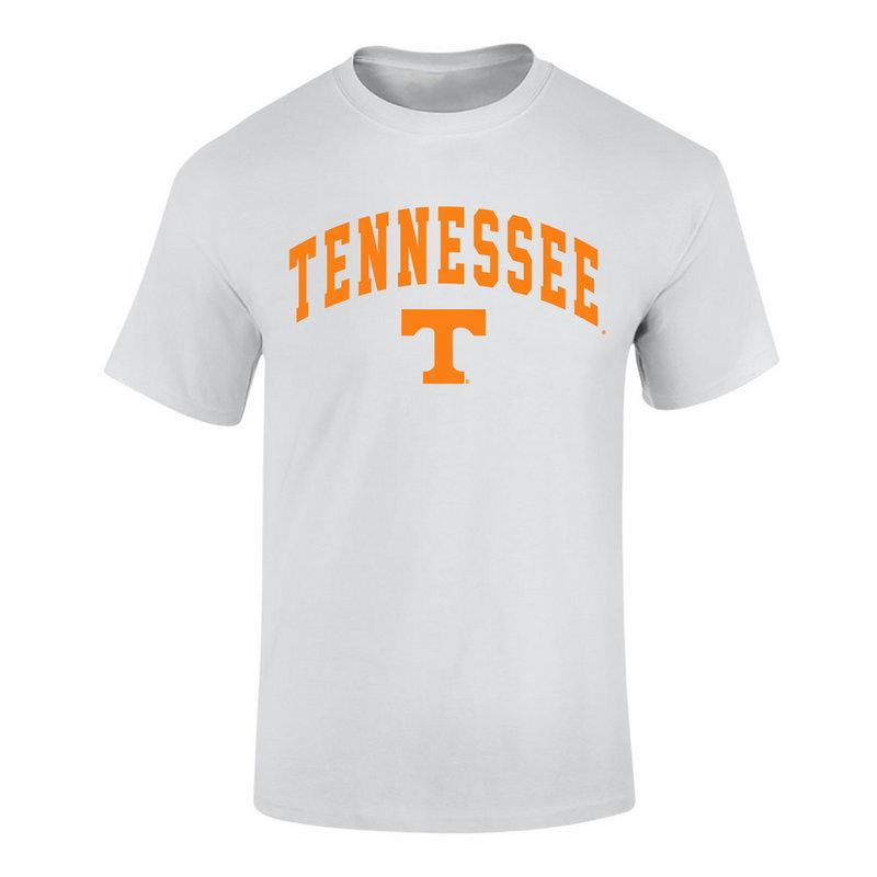 Tennessee Volunteers TShirt Arch White P0006204/APC02886270