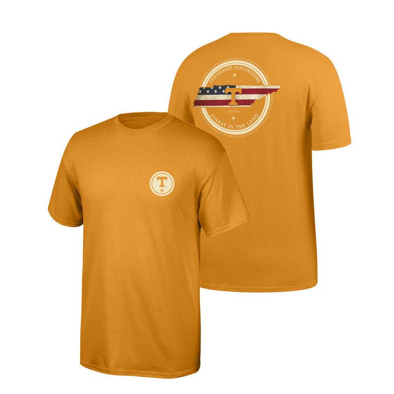 Tennessee Volunteers Tshirt State Patriot TENNStatePatriot