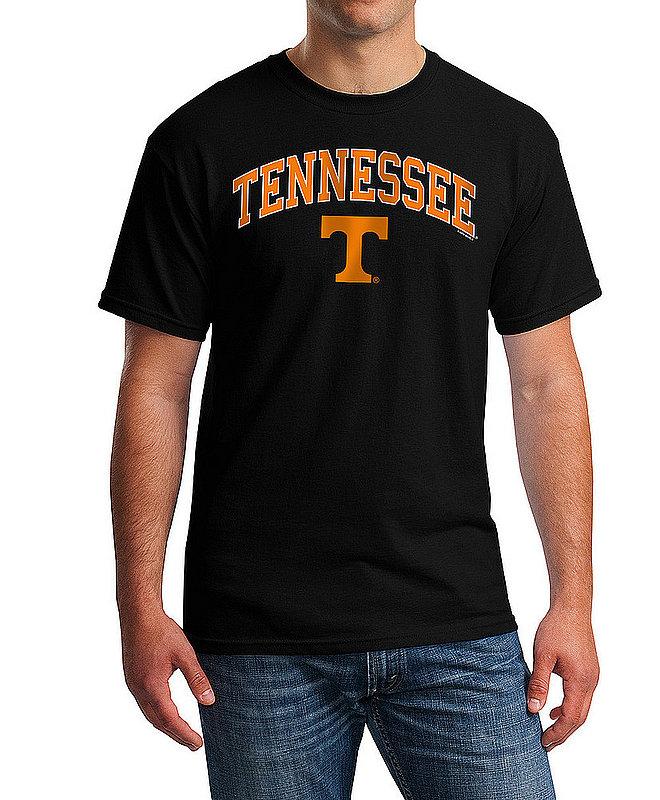 Tennessee Volunteers TShirt Varsity Black APC03006956
