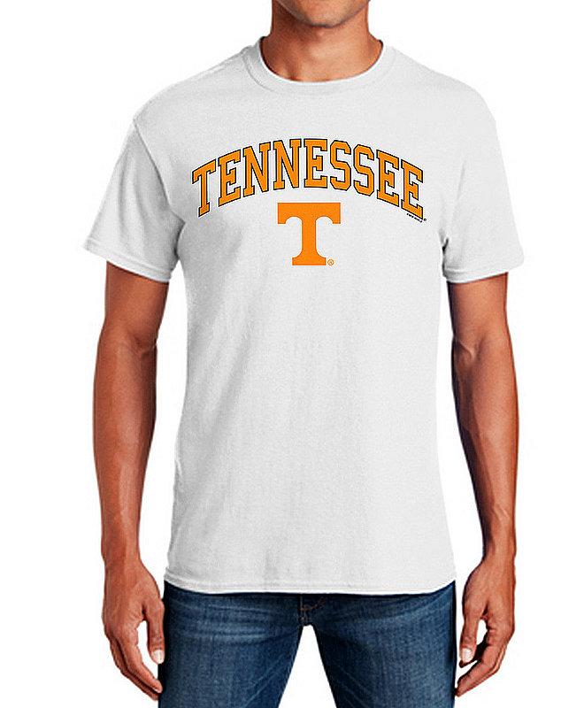 Tennessee Volunteers TShirt Varsity White APC03006379--TENNCHSC3263