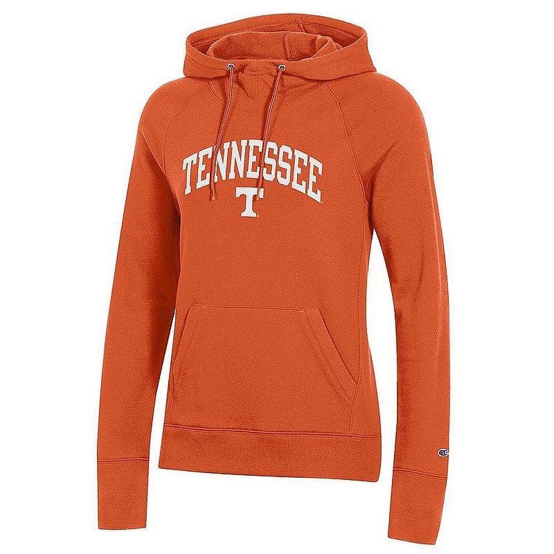 Tennessee Volunteers Womens Hooded Sweatshirt Orange APC03442798