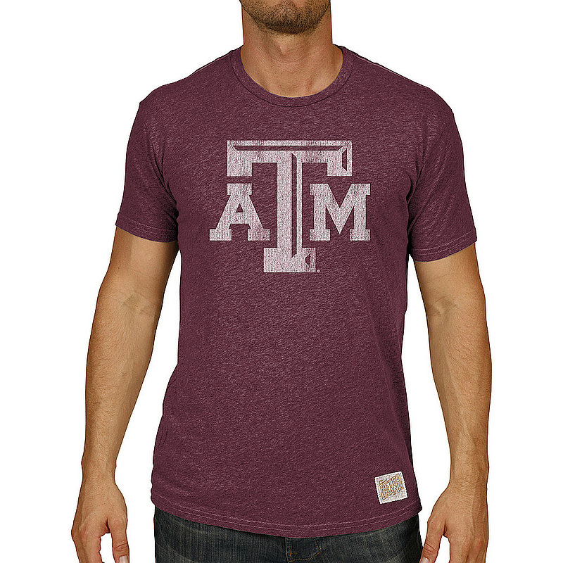 Texas A&M Aggies Big & Tall Tshirt Vintage CTAM065AX_RB130M_HDM