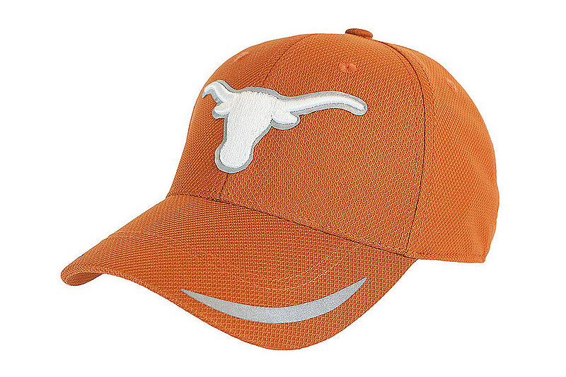 Texas Longhorns Fitted Hat Performance Orange OMEGAUT190310056