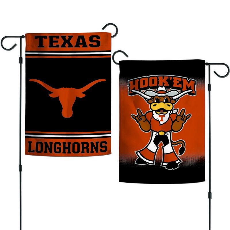 "Texas Longhorns Garden Flag 12.5""x18"""
