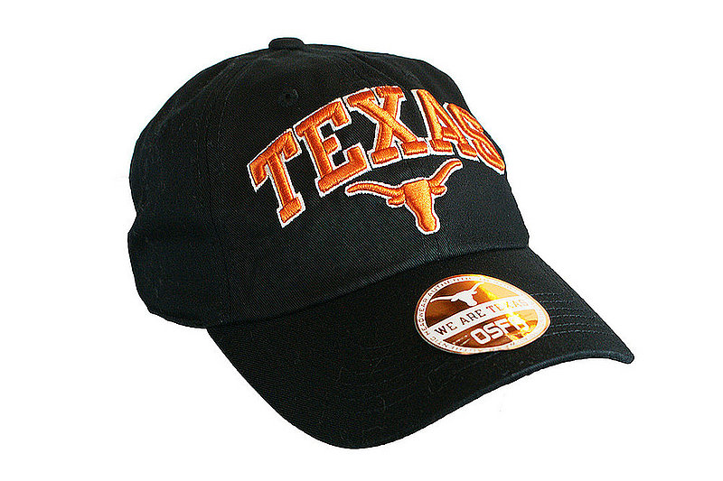 Texas Longhorns Hat Arch Black SECONDARY	UT160310033