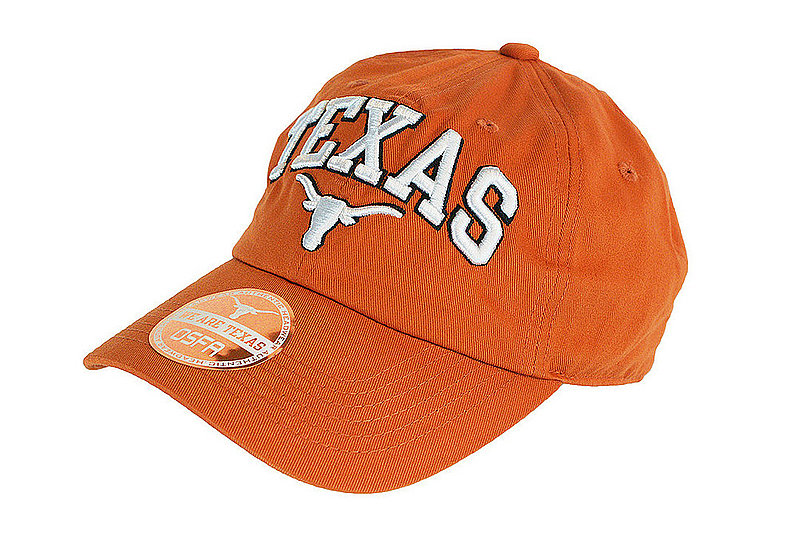 Texas Longhorns Hat Arch Orange SECONDARY	UT160310033