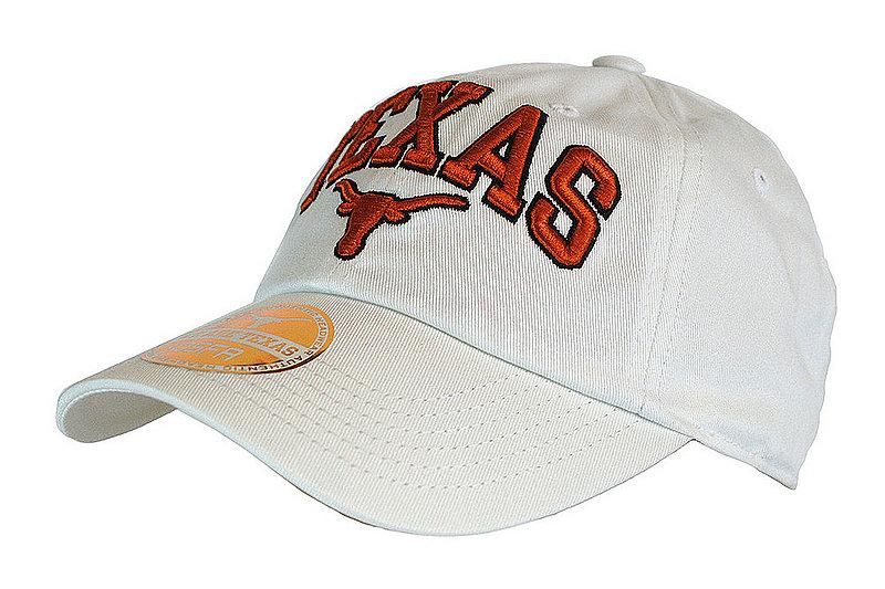 Texas Longhorns Hat Arch White SECONDARYUT160310033