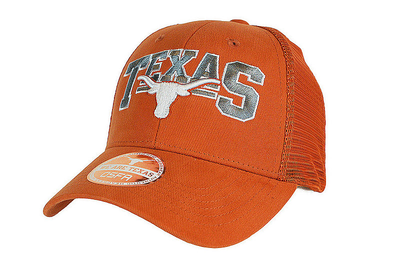 Texas Longhorns Hat Orange Snap Back CONTENDERUT190310064