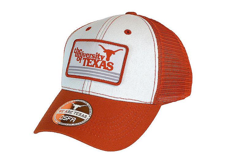 Texas Longhorns Hat Snap Back Retro EXPLORERUT190310065