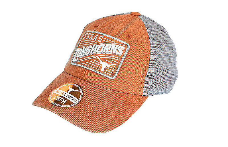 Texas Longhorns Hat Swoop Snap Back