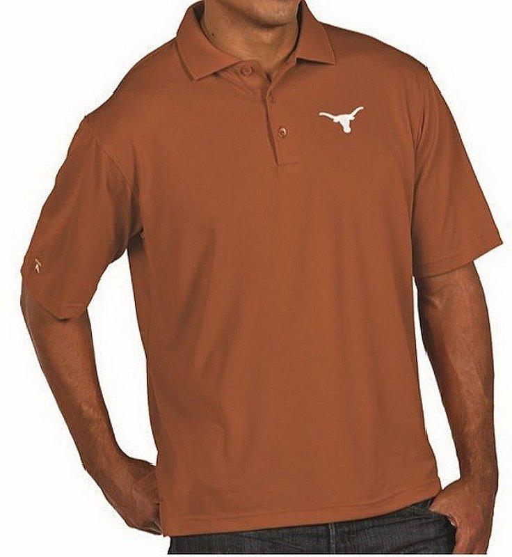 Texas Longhorns Polo Orange