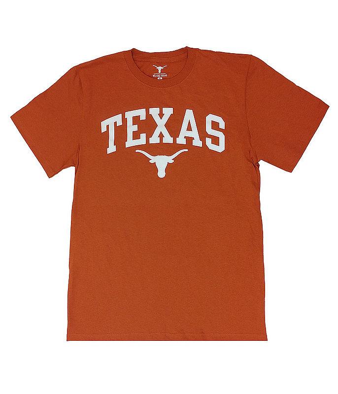 Texas Longhorns Tshirt Arch Orange UT160210005.TXO