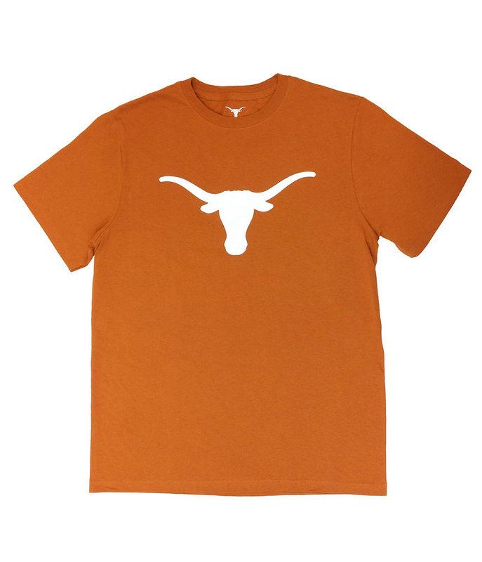 Texas Longhorns Tshirt Icon Orange UT160210001.TXO