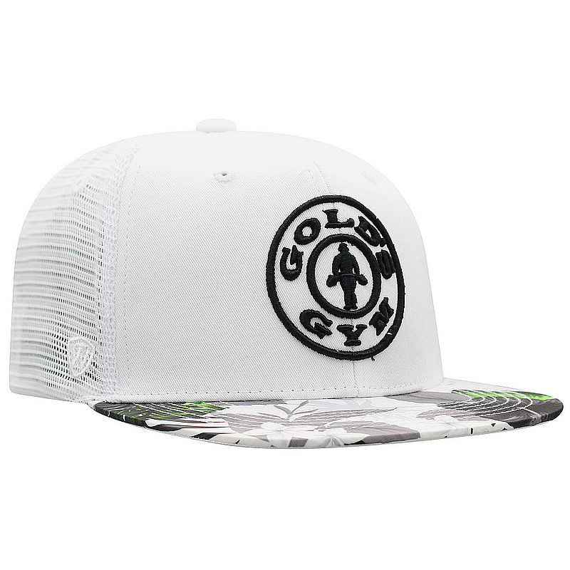 Top of the World Golds Gym Snap Back Hat Legendary