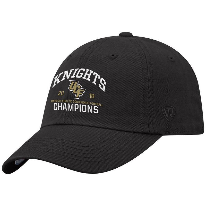 bfad71db138e8 UCF Knights American Champs Hat 2018 Black