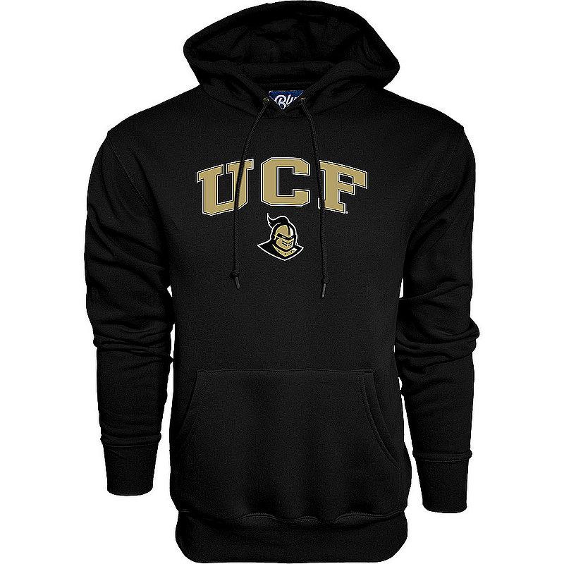 UCF Knights Hooded Sweatshirt Varsity Black Arch Over APC02971690*