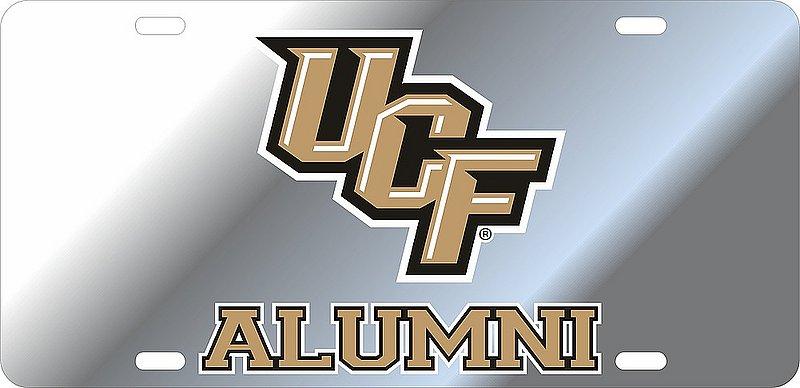 UCF Knights License Plate Alumni 29182