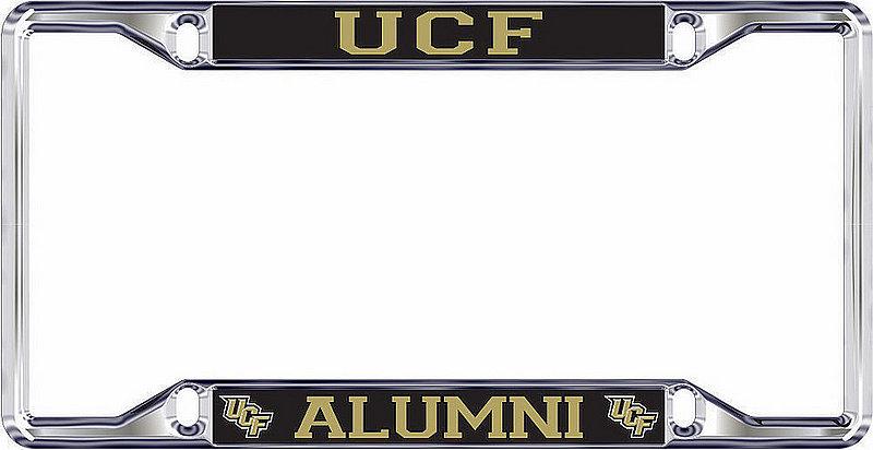 UCF Knights License Plate Frame Alumni 29179