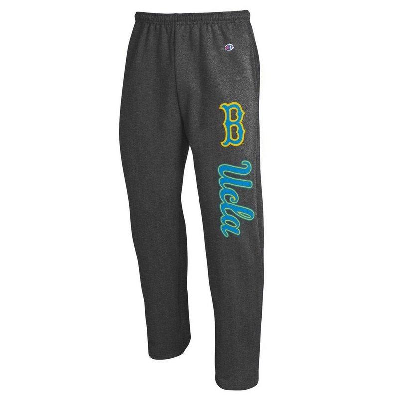 UCLA Bruins Sweatpants Pockets Charcoal APC02886237