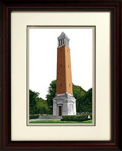 University of Alabama, Tuscaloosa Alumnus Lithograph DSCI-al993r