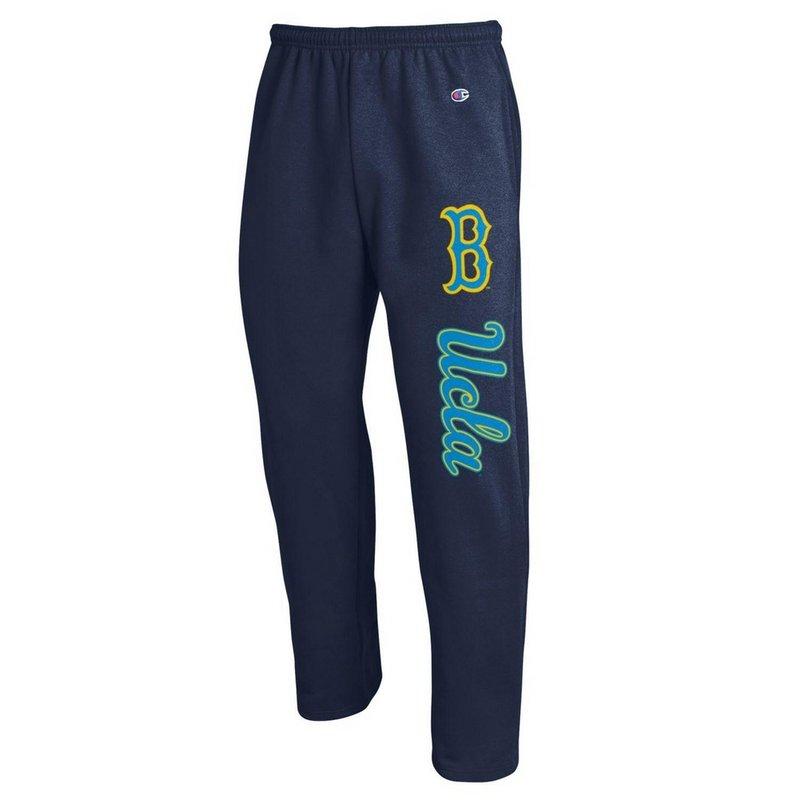 University of California Bruins Sweatpants Pockets Navy APC02886237