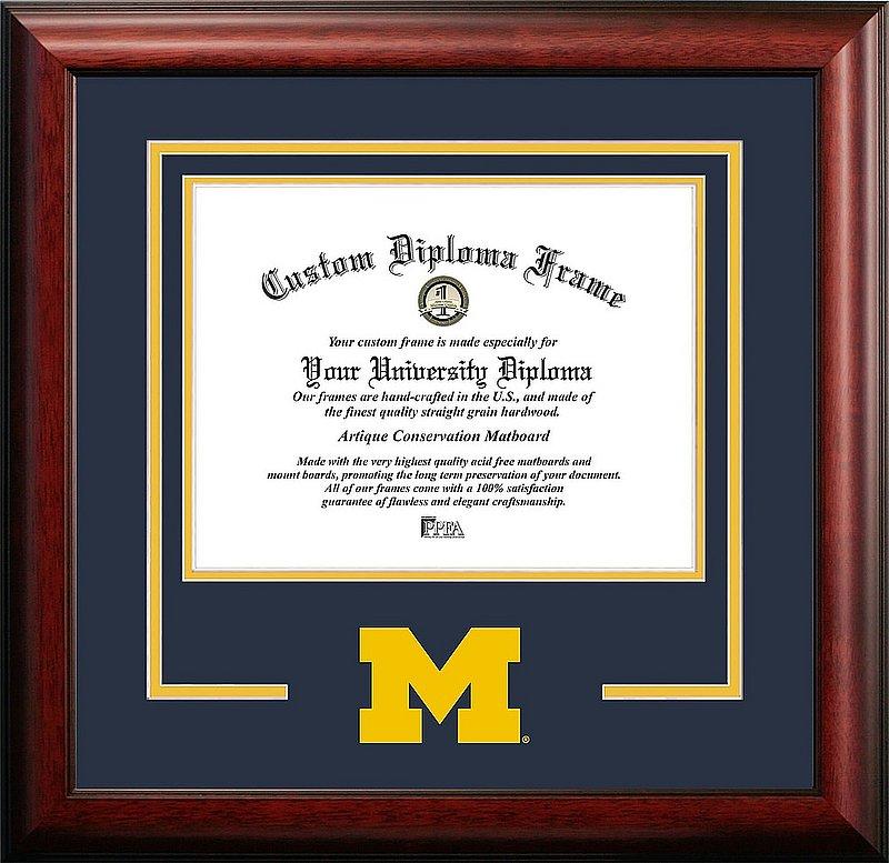 Diploma Frames & Photos - Michigan Wolverines | College