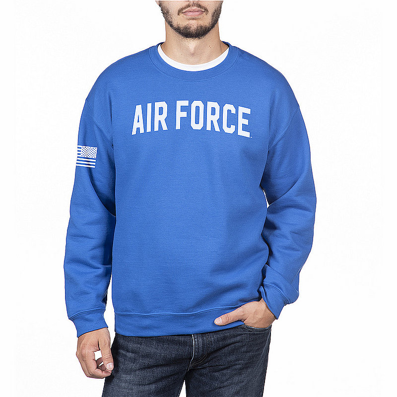 US Air Force Armed Forces Military Crewneck Sweatshirt