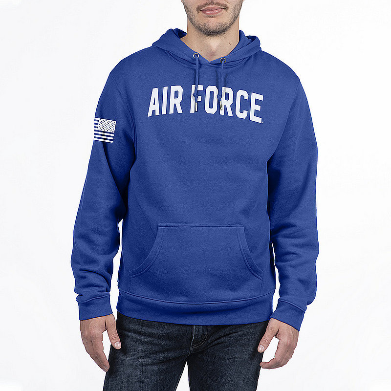 US Air Force Armed Forces Military Hooded Sweatshirt