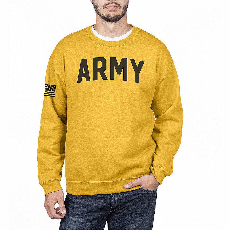 US Army Armed Forces Military Crewneck Sweatshirt
