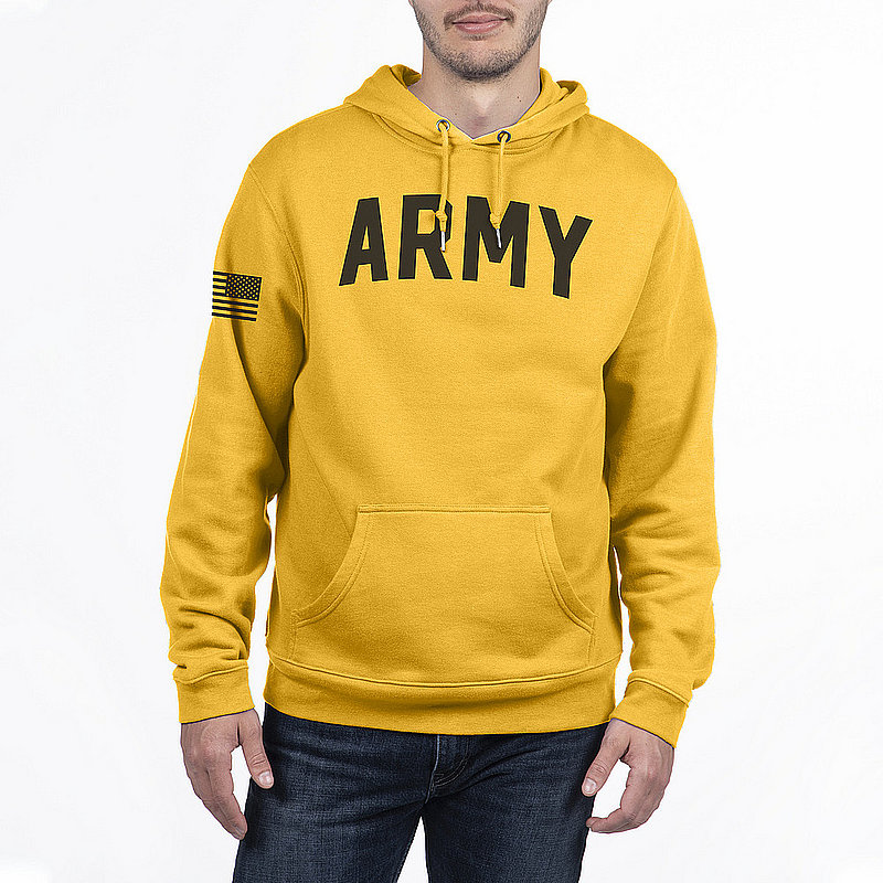 US Army Armed Forces Military Hooded Sweatshirt