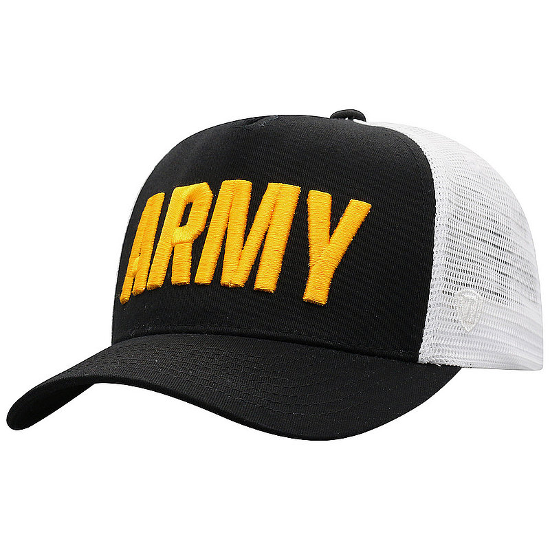 US Army Armed Forces Military Snap Back Hat Block KILO-USARM-ADJ-2TN