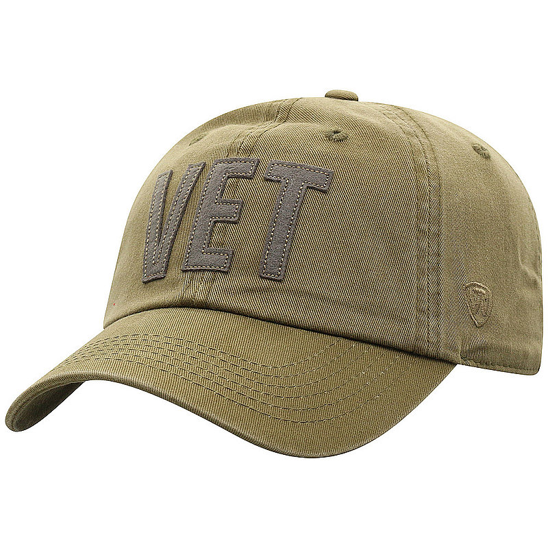 US Army Armed Forces Military Vet Hat Military Green DSTC1-USARM-ADJ-OLV1