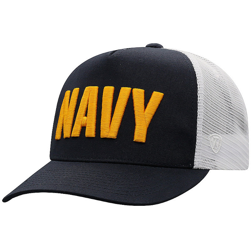 US Navy Armed Forces Military Snap Back Hat Block